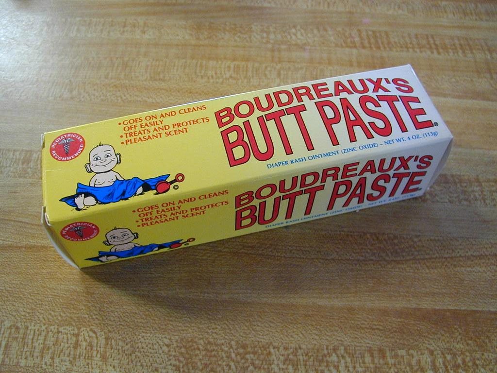 Boudreaux S Butt Paste Maximum Strength Vs Natural