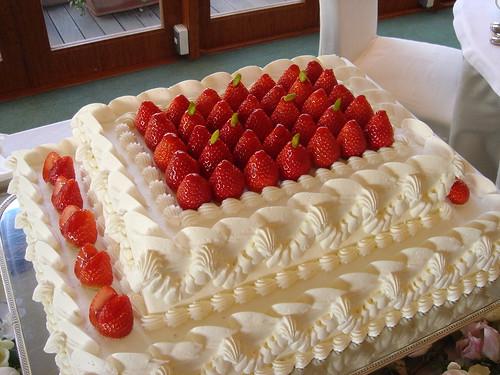 Cakes Of Strawberry
