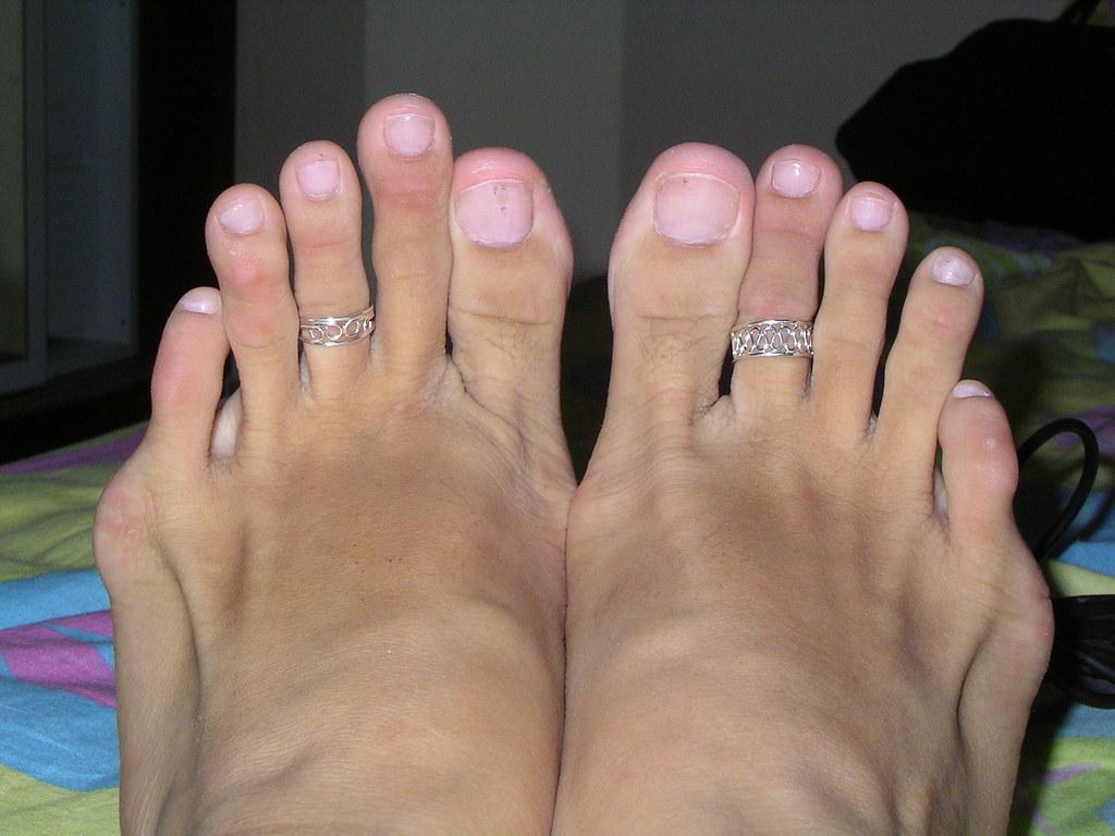 A ring on my finger men 8
