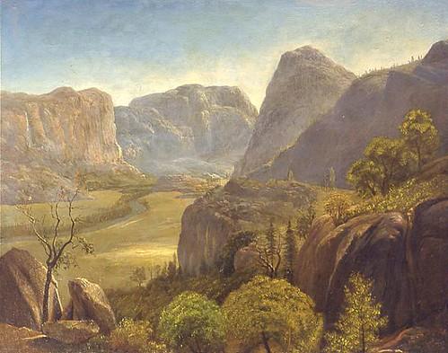 Oil Paintings Landscape Albert Bierstadt