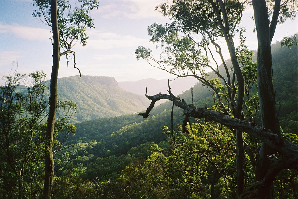 Buchanan's Fort, Lamington National Park, QLD