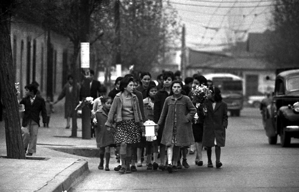 Angelito, Santiago, 1962 | by Marcelo  Montecino