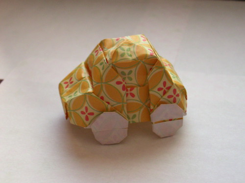 Origami Car | by midoriissa