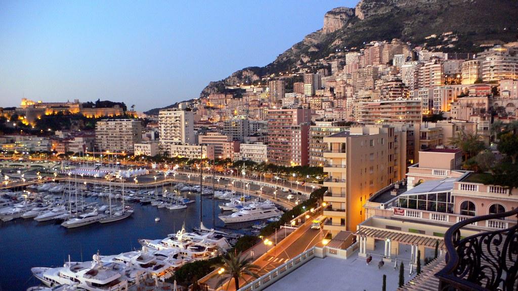 Hotel Port Palace Monaco Montecarlo