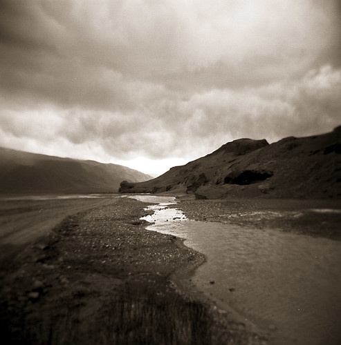 with holga in ICELAND | by elfis gallery