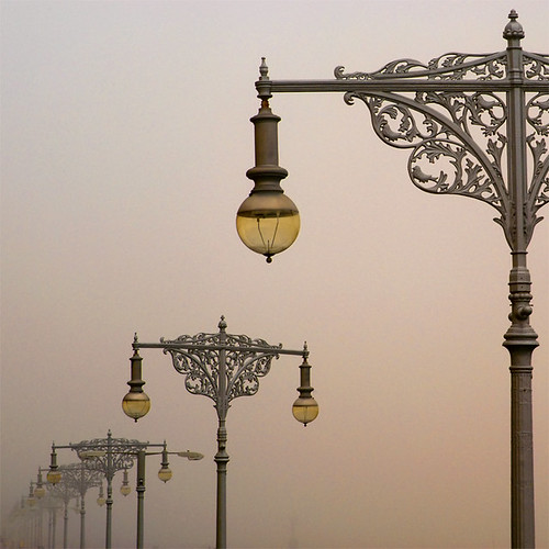 Regency Lamp Posts | by tommy martin
