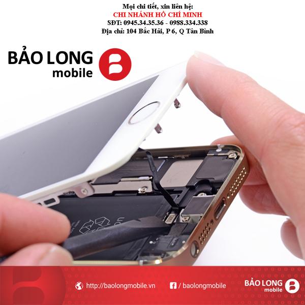 Thay màn hình iPhone 5s - Làm gì để xác định được độ hư hỏng?