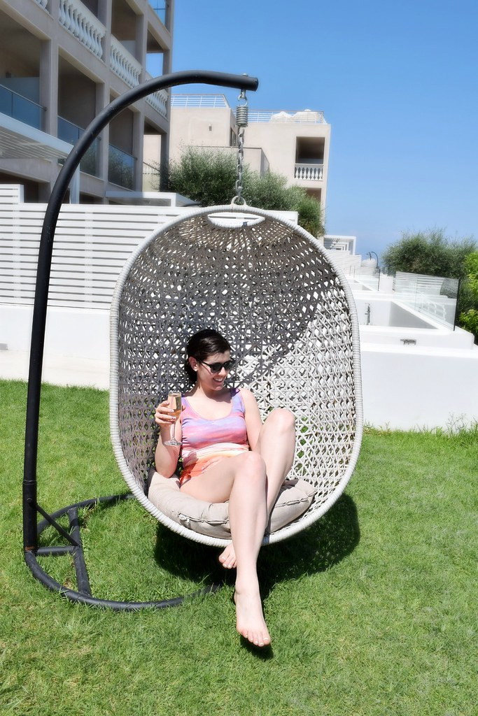 Natbeesfashion Travel Blogger in Corfu Greece