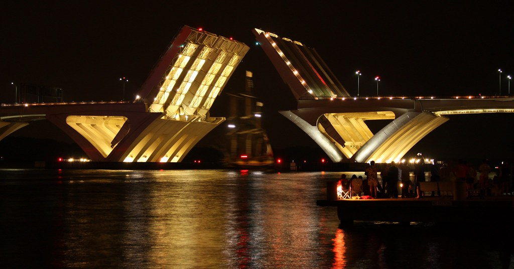 The Hermione Wilson Bridge