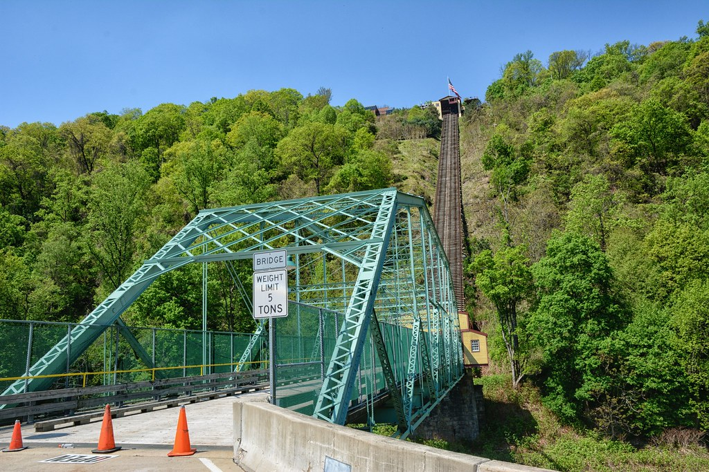 Johnstown Inclined Plane - World's Steepest Vehicular Inclined Plane