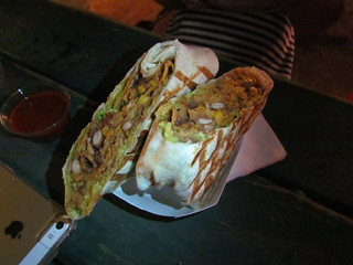Frito Burrito from The Vegan Yacht