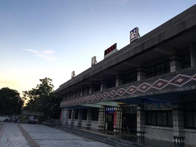 花蓮後火車站