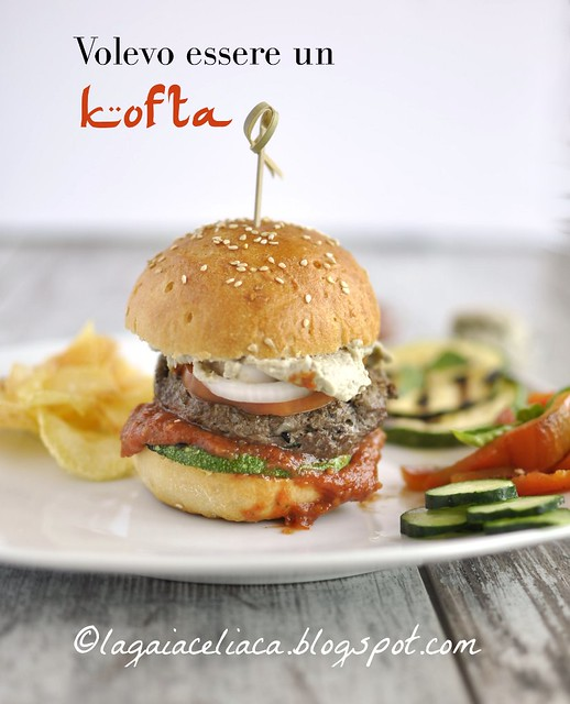 kofta-burger