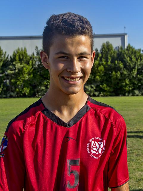 Danny Ramirez AYSO soccer