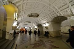 Belorusskaya (Koltsevaya Line)