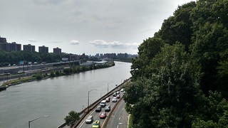 looking south down the Harlem River | by KLGreenNYC