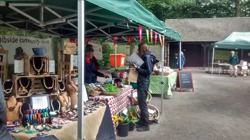 Gibside Farmers Market Sept 16 (3)