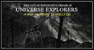 FINAL - COVER UNIVERSE EXPLORERS ORDER | by waistdeep