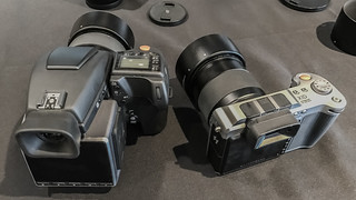 Same Sensor, Different Form Factors - The Hasselblad H6D-50c And The Hasselblad X1D-50c - Parkes - ACT - Australia - 20161206 @ 13:57 | by MomentsForZen