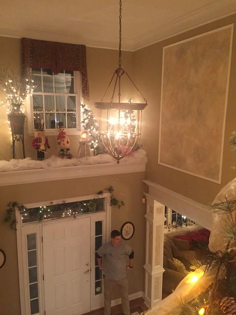 Home Improvements chandalier New Jersey