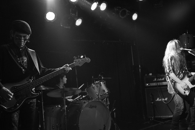 ROUGH JUSTICE live at Club Mission's, Tokyo, 18 Jan 2017 -00383