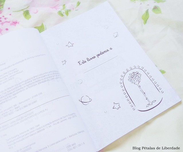 Livro, O-pequeno-príncipe-para-colorir, Antoine-de-Saint-Exupéry