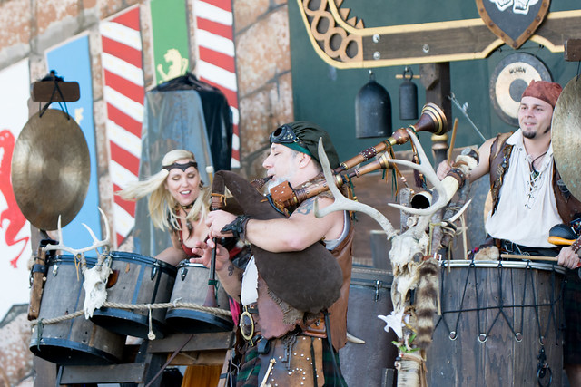 Brevard's Renaissance Fair - 2017