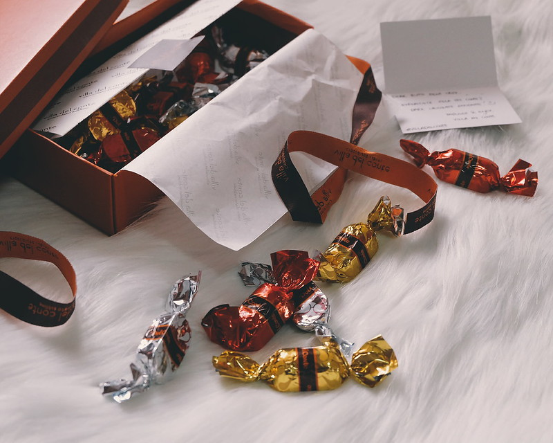 January Favorites Villa Del Conte Dark Chocolates