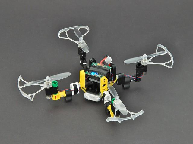 LEGO Quadcopter Frame
