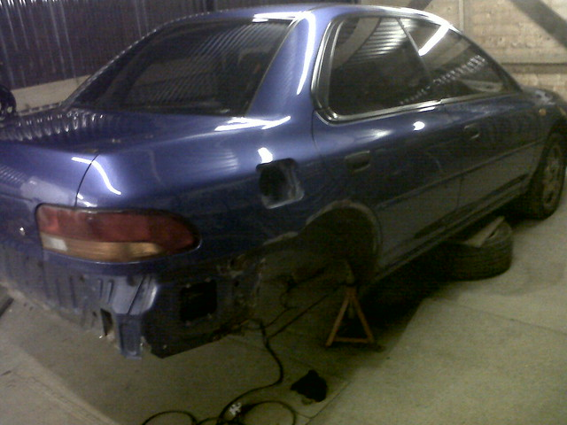 Gc8simon S Classic N A Build Scoobynet Com Subaru
