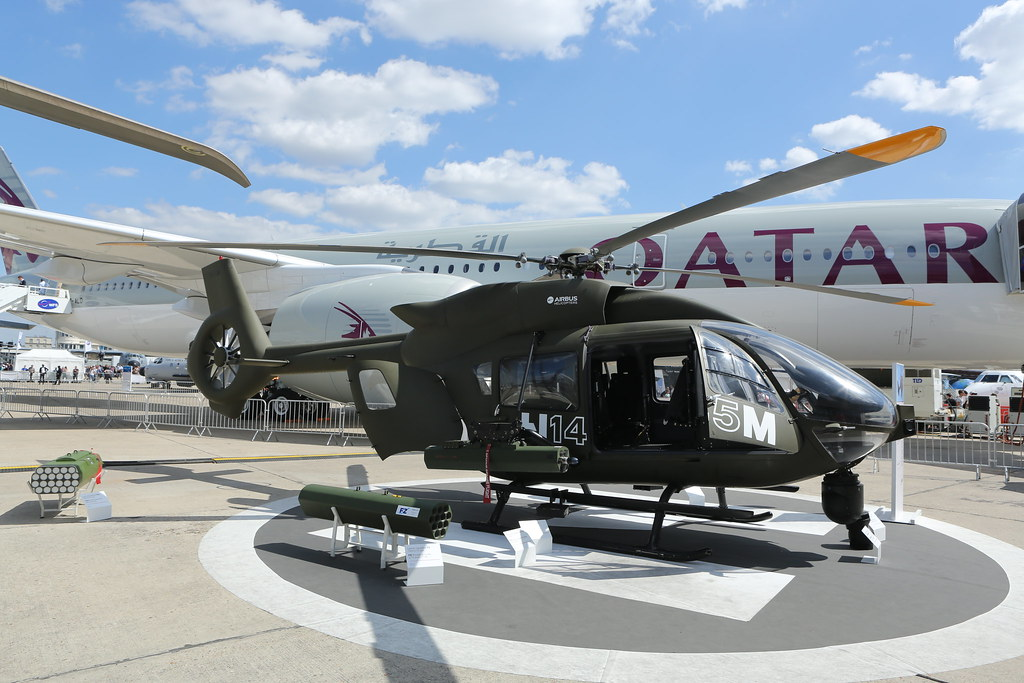 Elicottero H145 : Airbus helicopters h m paris le bourget air show