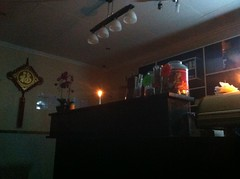 This is what load shedding looks like