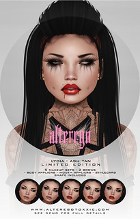 AlterEgo - Limited Edition – Lydia Ash Tan – Vamp'd