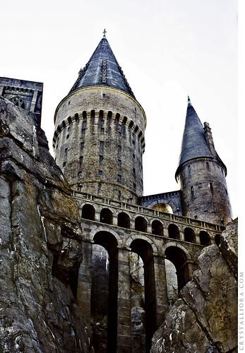 Hogwarts, Hogsmeade