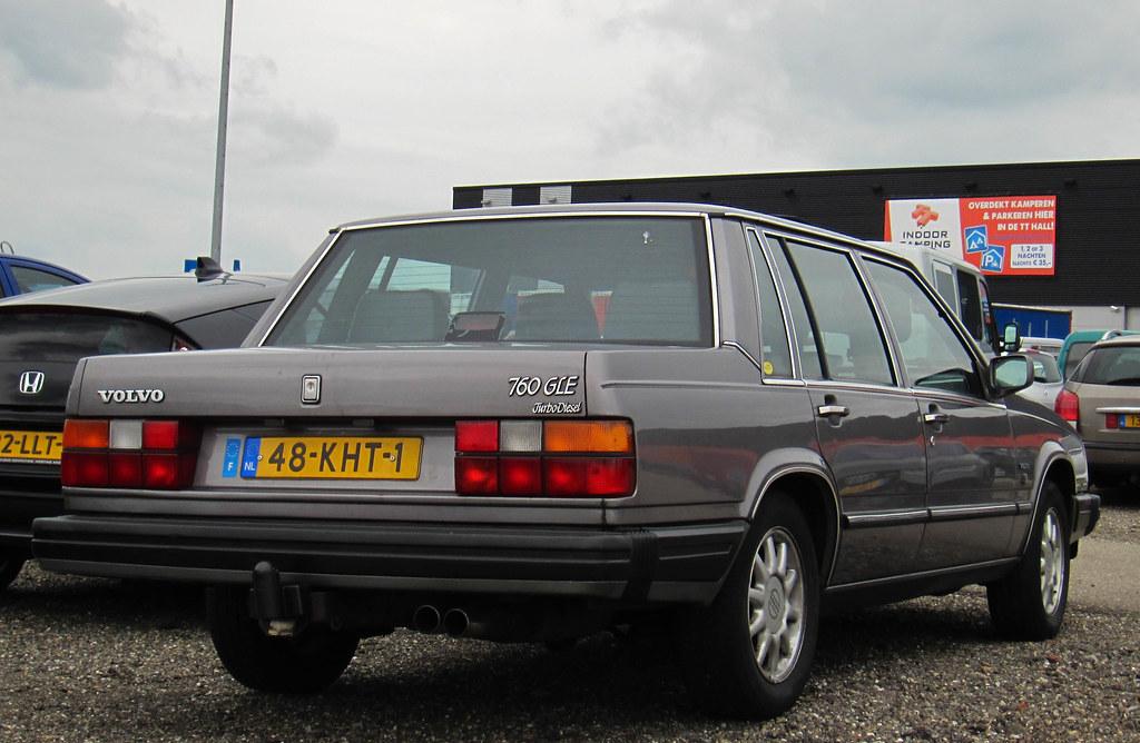 1984 volvo 760 gle turbo diesel 2 4 place assen. Black Bedroom Furniture Sets. Home Design Ideas