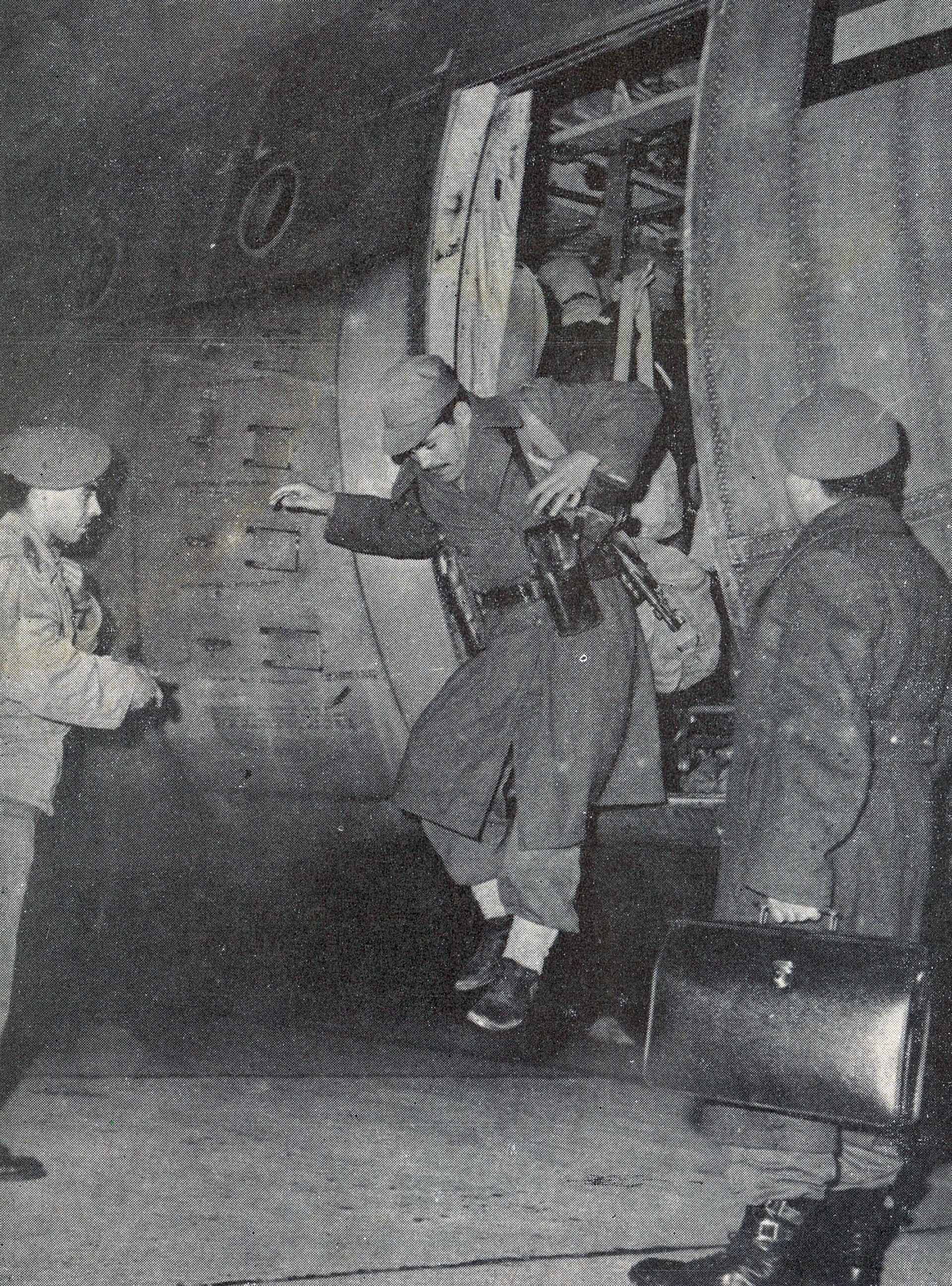 Les Forces Armées Royales au Congo - ONUC - 1960/61 31535612303_731323be56_o