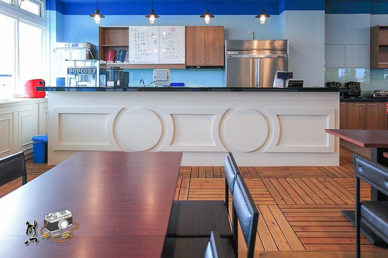 嘉義布袋咖啡輕食下午茶|布袋文創餐廳|布袋港景致
