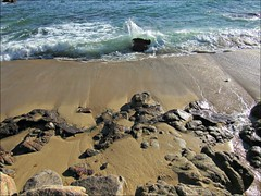 Cannery Row shoreline