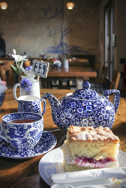 Cafe - Middleport Pottery