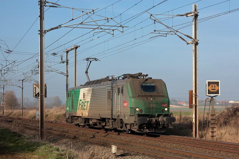 BB 27105 / Hazebrouck