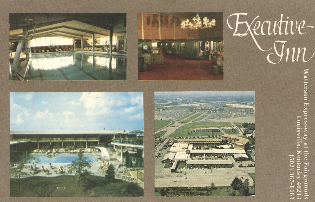 Executive Inn - Louisville, Kentucky