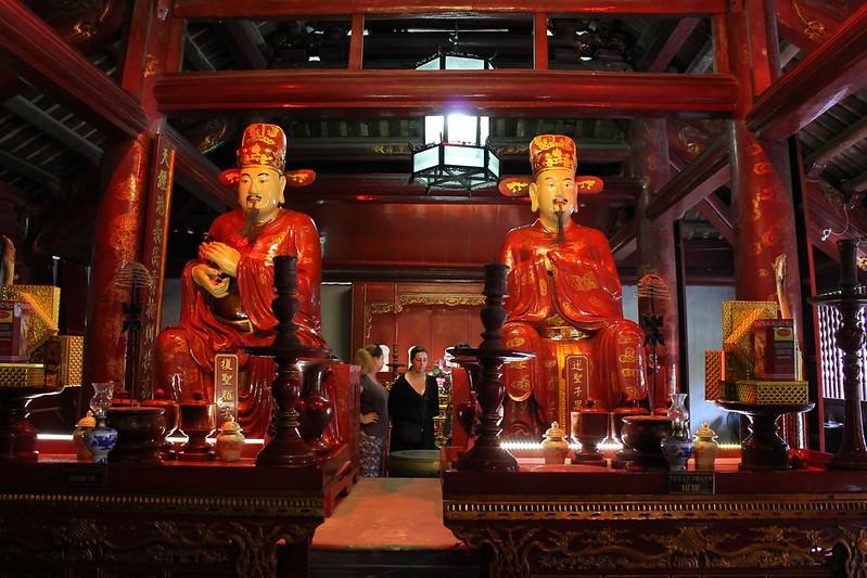 Dai Thanh sanctuary, Văn Miếu - Temple of Literature, Hà Nội