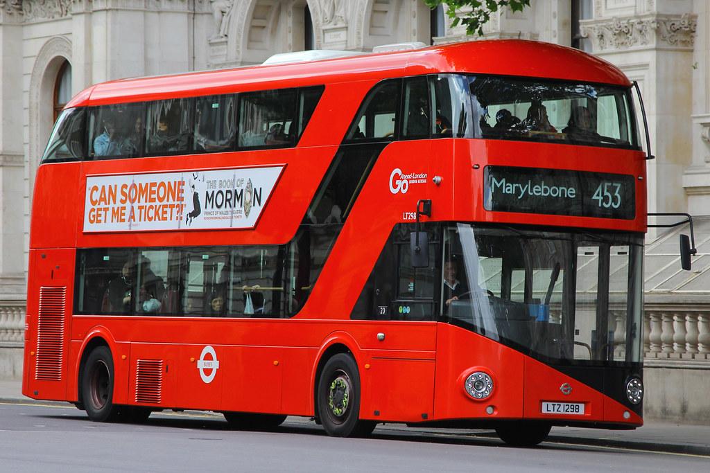 LT298, Parliament Street, London, June 9th 2015