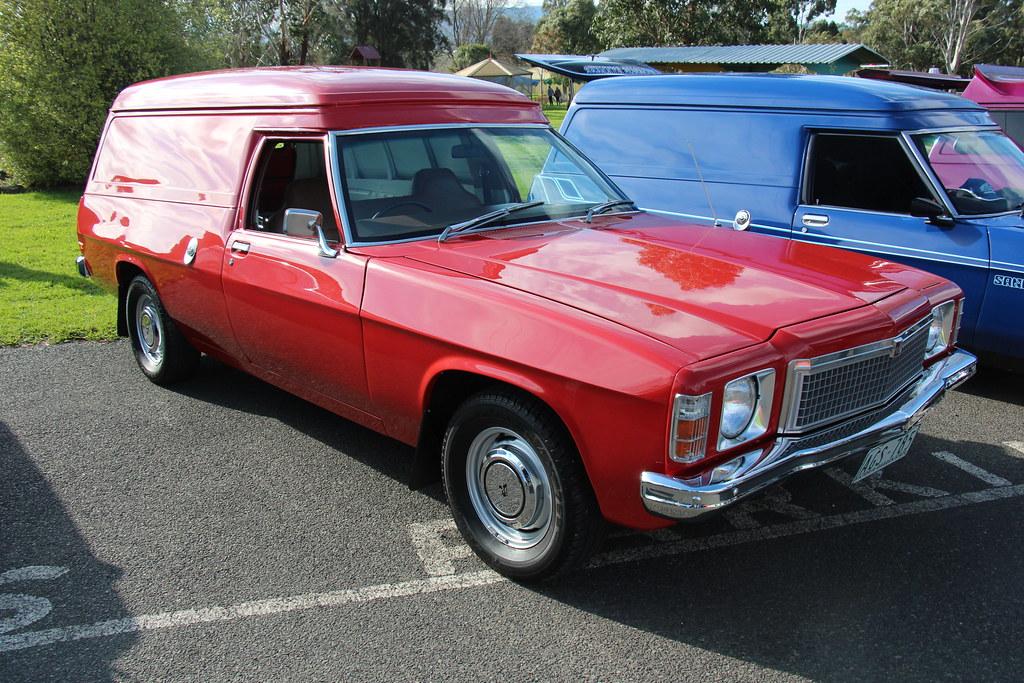 1979 Holden Hz Panel Van The Hz Holden Was Built From