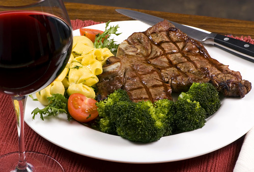 Porterhouse Steak 001