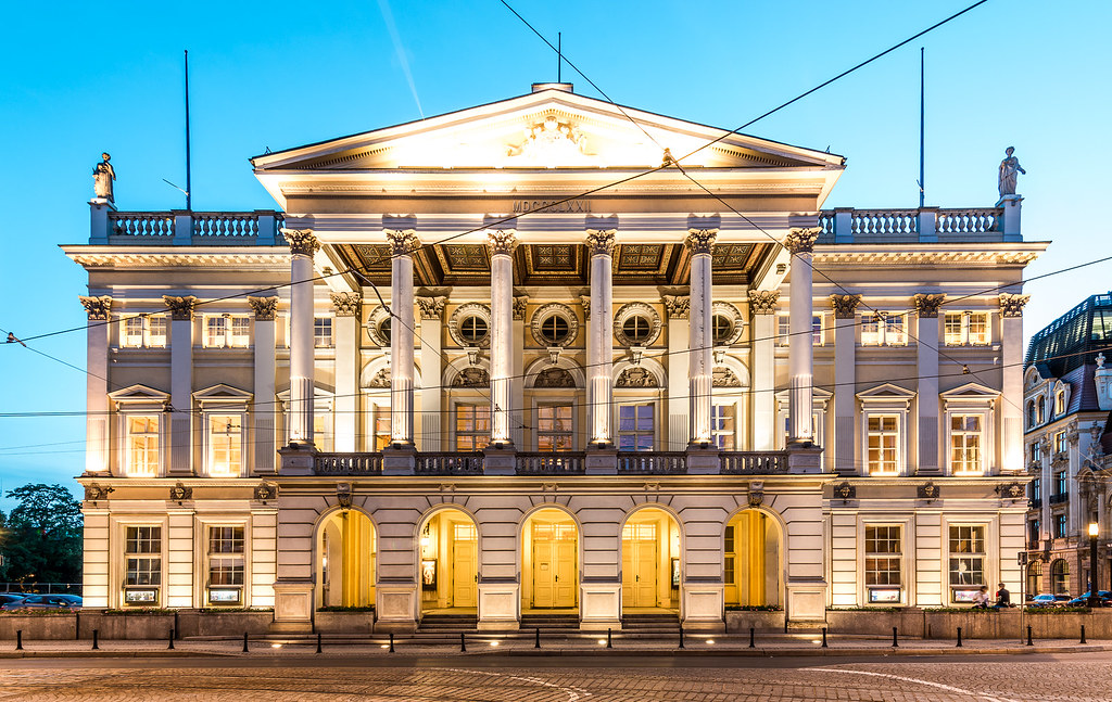 wroclaw opera house wroclaw opera house opera