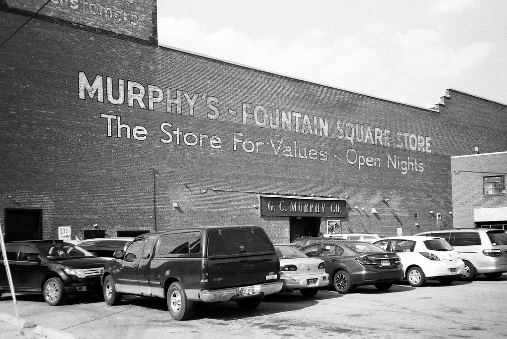 Murphy's Fountain Square