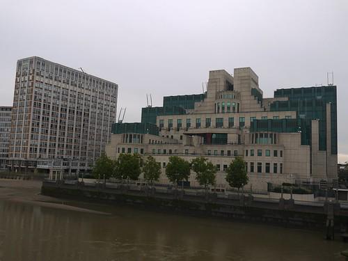 James Bond House