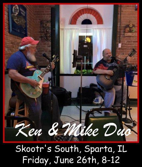 Ken & Mike Duo 6-26-15