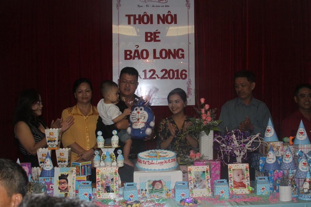 Thôi nôi bé Bảo Long 6/12/2016